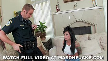 Mason Moore Pounds Her Way Out Prison