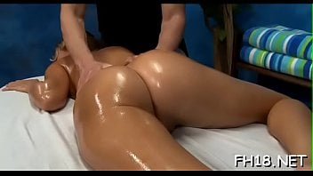 Adorable And Hawt Banged Rigid By Her Rubdown Therapist