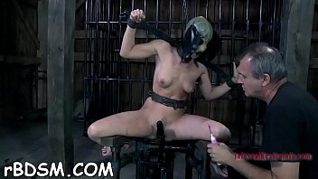 Pinched Up Playgirl Gets A Hook In Her Ass-fuck With Fucktoy Torment