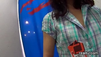 Ideal Czech Woman Gets Taunted In The Mall And Porked In Point Of View
