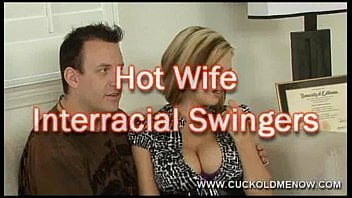 interracial swingers captions