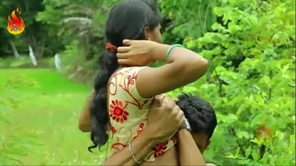 Marvelous Indian Desi Doll Romping Romance Outdoor Hump -1605